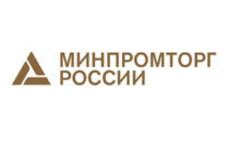 Логотип. Минпромторг России