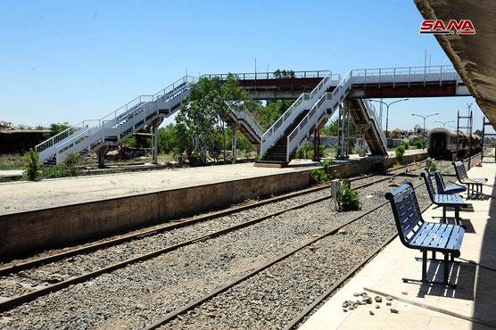 Все ж/д вокзалы готовы для перевозки посетителей Дамасской международной выставки