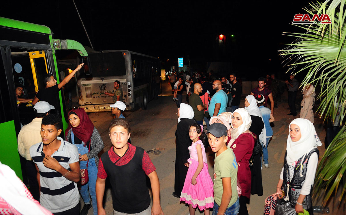 60-я Дамасская международная ярмарка