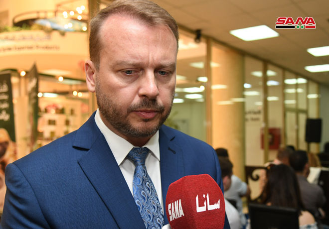 4-й день, 3-я встреча сирийских и российских бизнесменов 2019